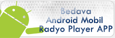 android mobil radyo player
